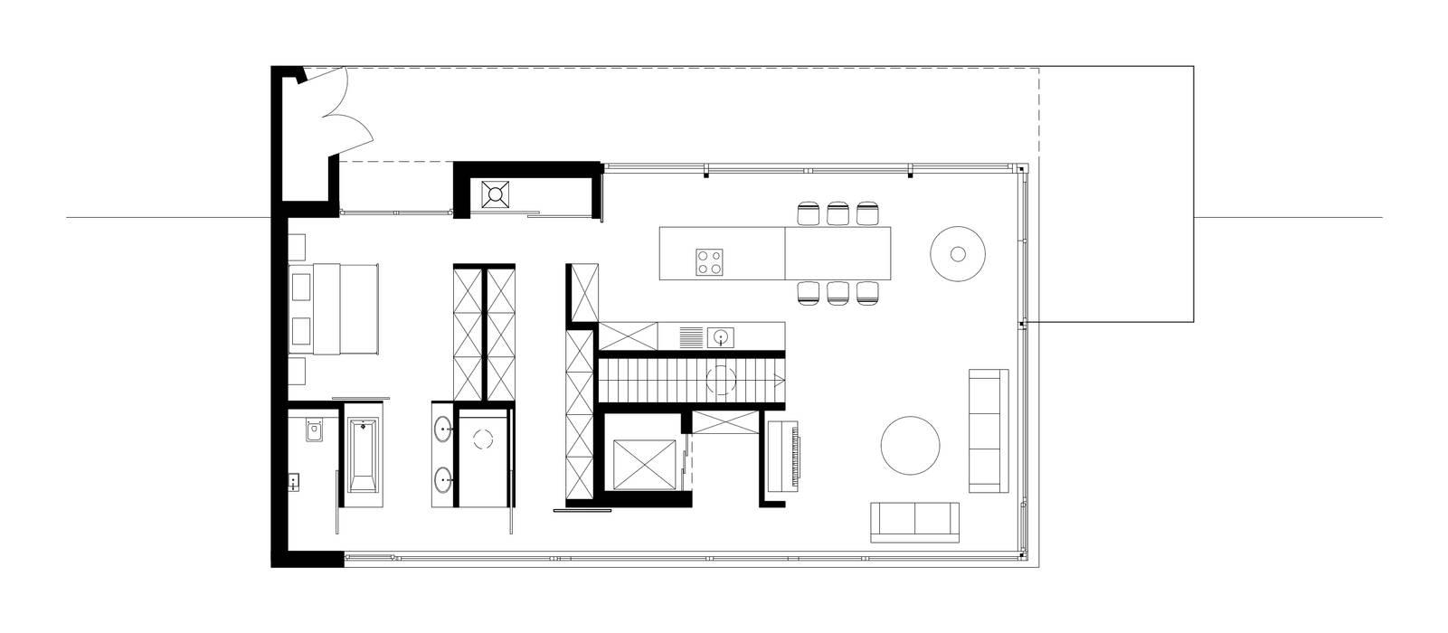 Haus DN:   von Henecka Architekten