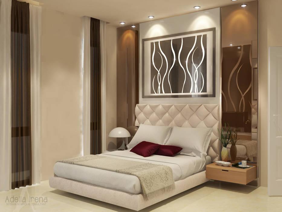 Kamar Anak Kamar Tidur Modern Oleh AIRE INTERIOR Modern Kaca