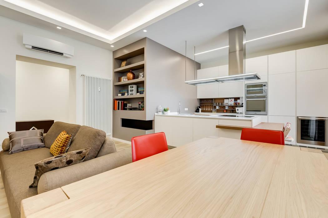 Merulana | minimal design ef_archidesign soggiorno moderno ...