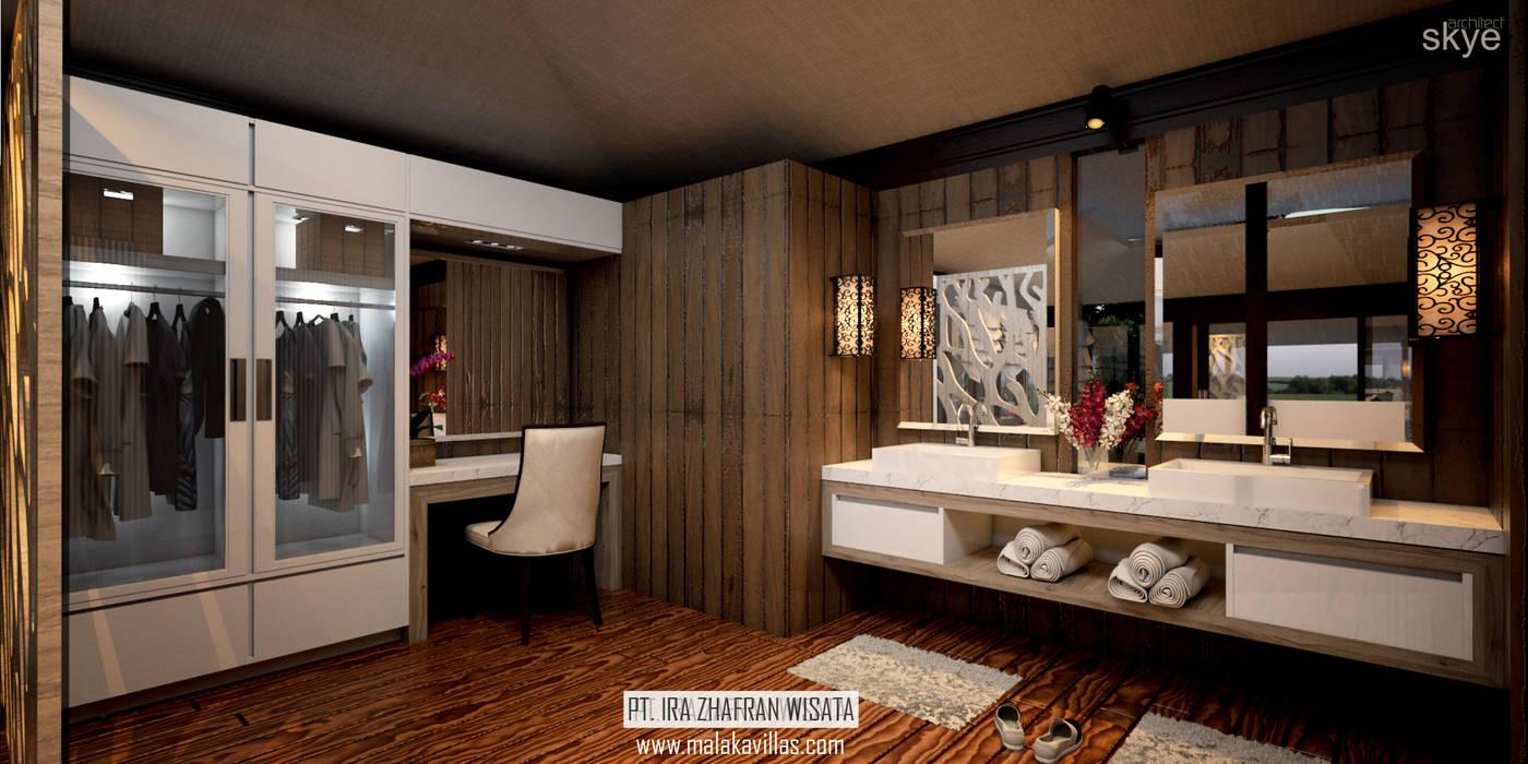 根據 Skye Architect 熱帶風 複合木地板 Transparent