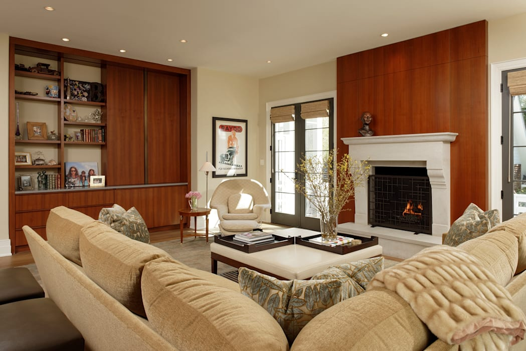 Fire Restoration in Chevy Chase Creates Opportunity for Whole House Renovation by BOWA - Design Build Experts Classic