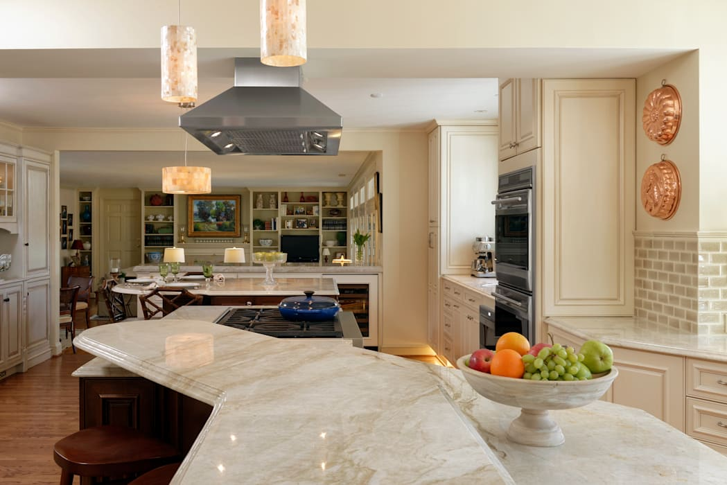 """Cook's Kitchen"" Renovation in Potomac, Maryland BOWA - Design Build Experts Kitchen"
