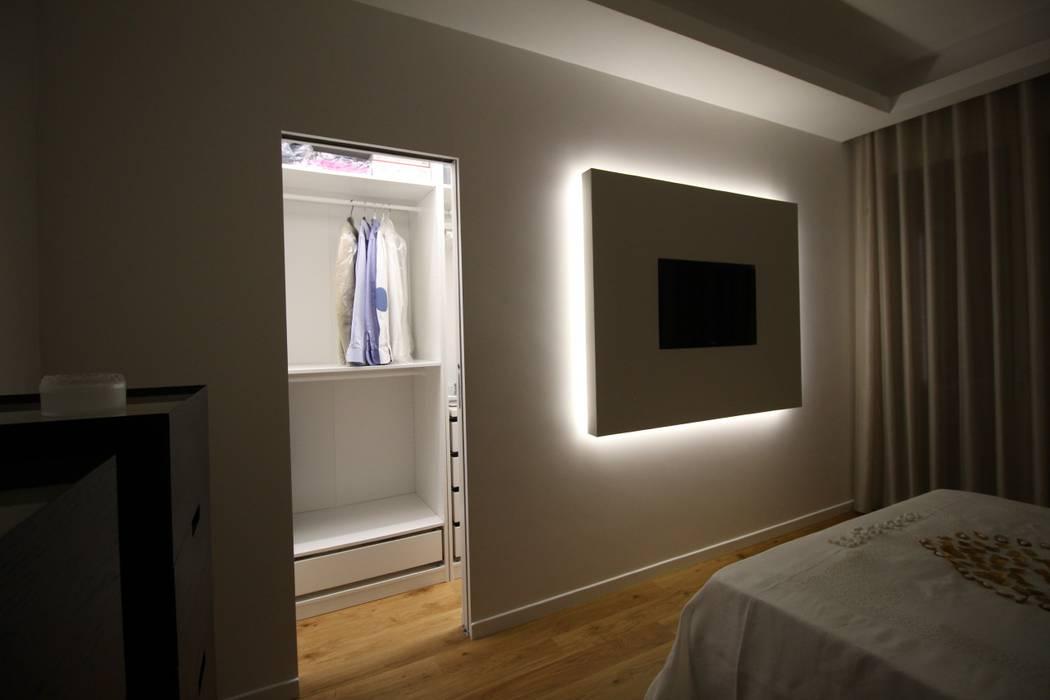Phòng ngủ theo Giuseppe Rappa & Angelo M. Castiglione, Hiện đại