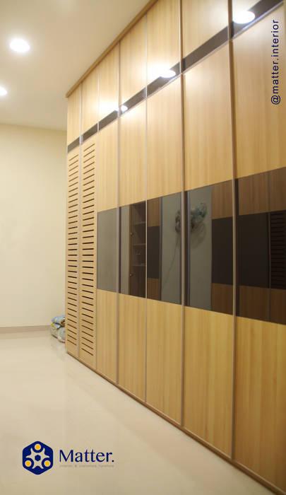 Dressing room by Matter Interior