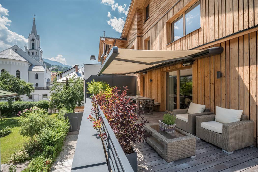 Casas modernas de markilux Moderno