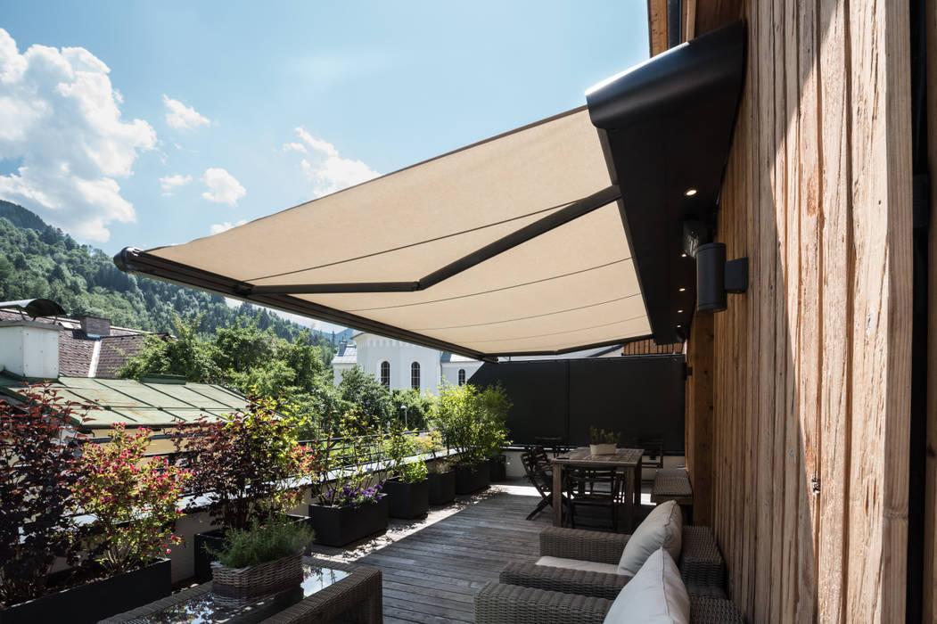markilux Casas de estilo moderno