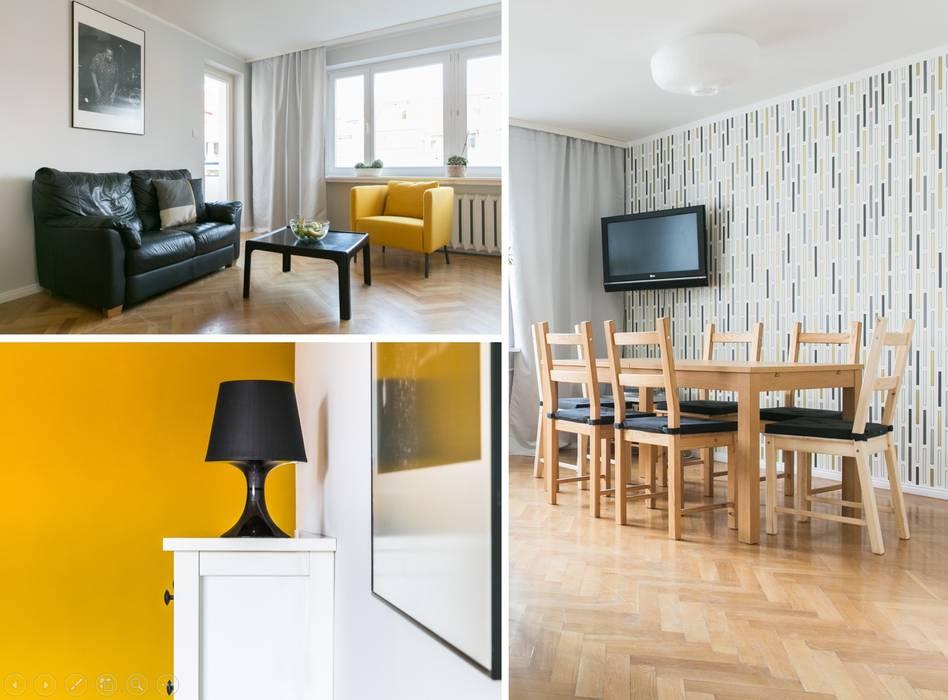 Soggiorno minimalista di ideals marta ja lan interiors for Soggiorno minimalista
