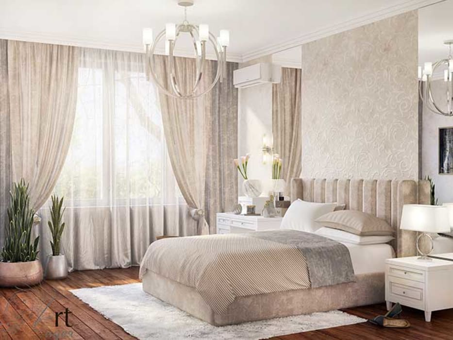 Спальня для девущшки: Спальни в . Автор – Арт-Идея