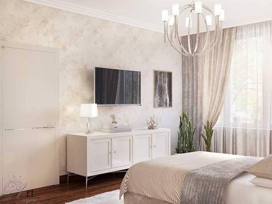 Спальня дизайн интерьера : Спальни в . Автор – Арт-Идея