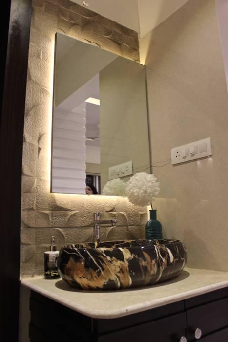 Mystic Moods Pune Modern Bathroom By H Interior Design Modern Homify