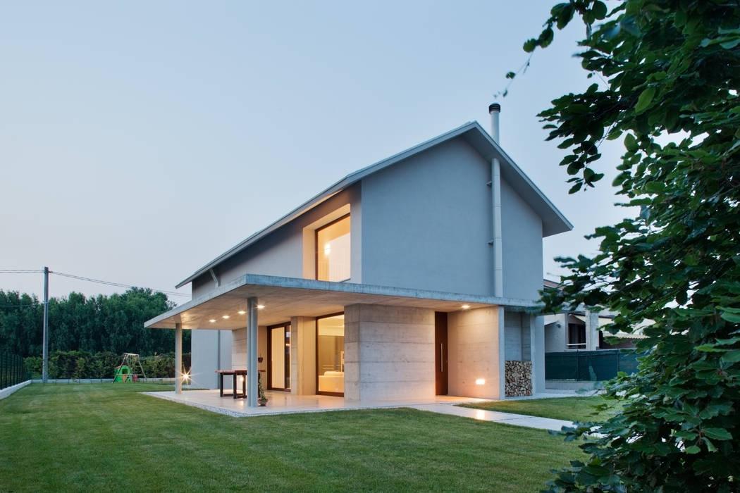 Modern Evler MIDE architetti Modern