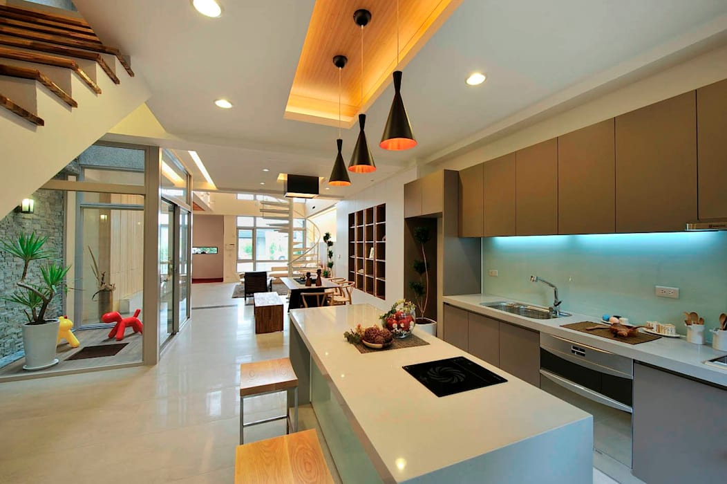 Kitchen by EO design studio