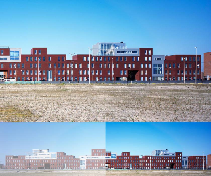 IJburg appartementen:  Meergezinswoning door Archipelontwerpers