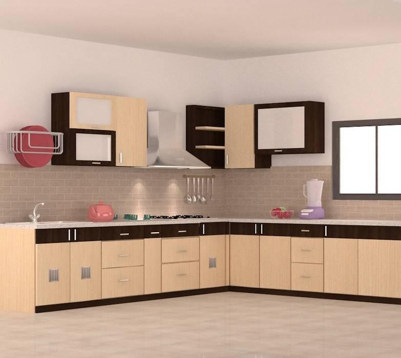 3D Works:  Kitchen by adorn