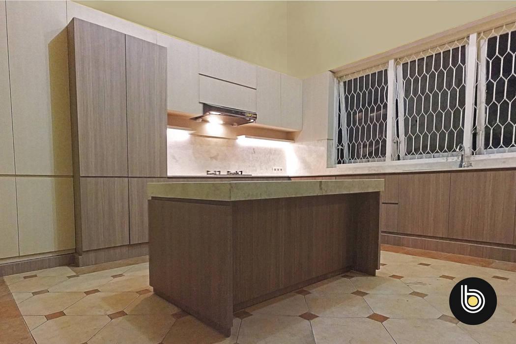 Ngurah Rai Residence BB Studio Designs Unit dapur
