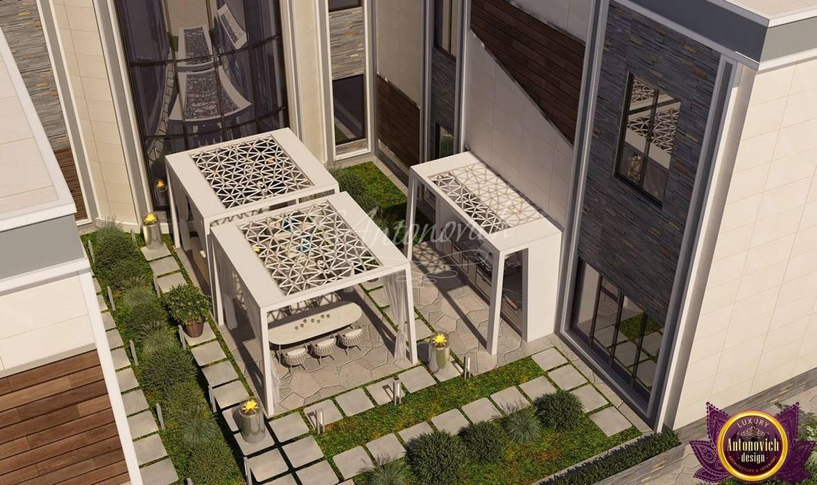 Architectural design in Nairobi from Katrina Antonovich:  Houses by Luxury Antonovich Design