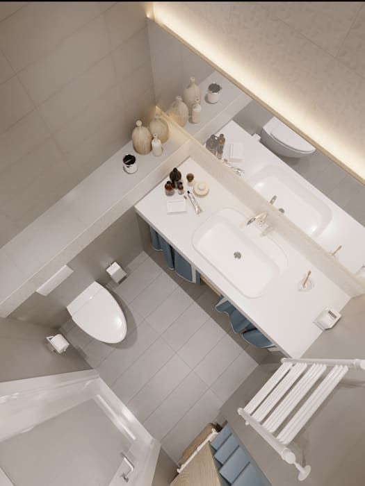 Classic style bathroom by Reroom Classic