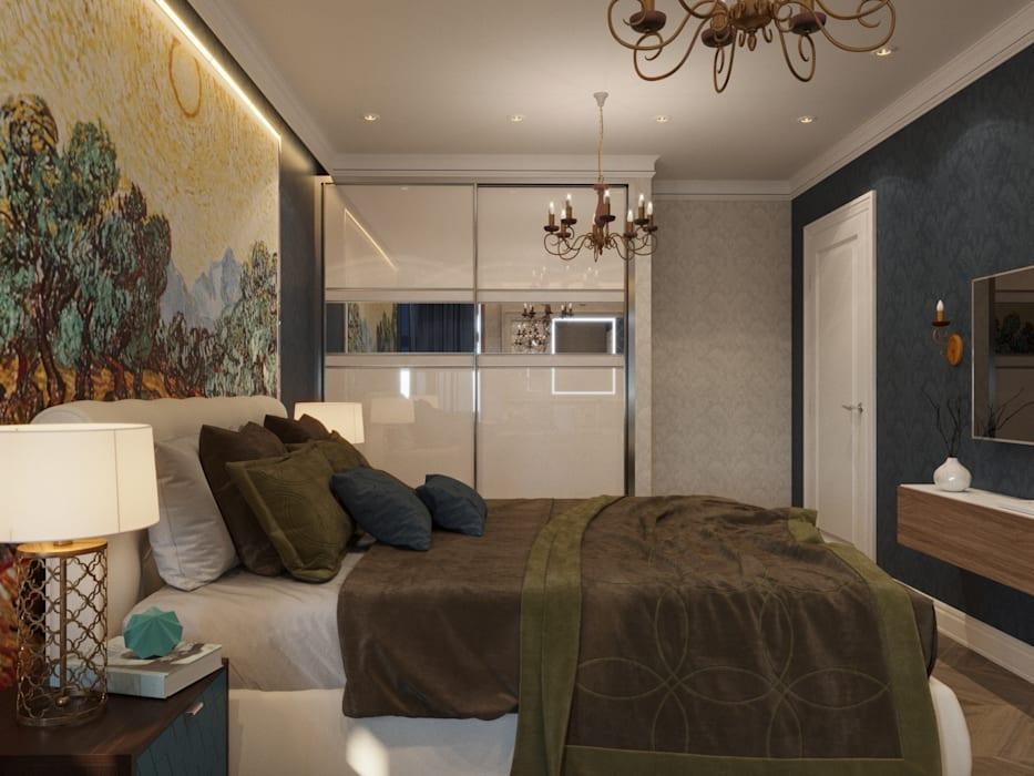 Classic style bedroom by Reroom Classic