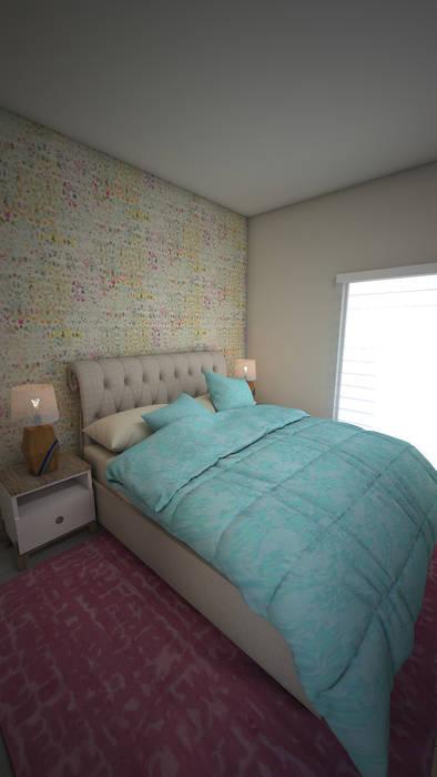 Girls Bedroom by LUCCA STUDIO INTERIORISMO