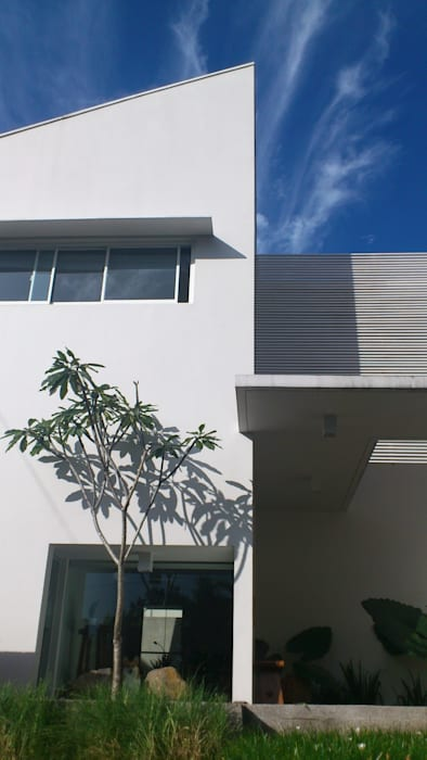 Houses by e.Re studio architects,