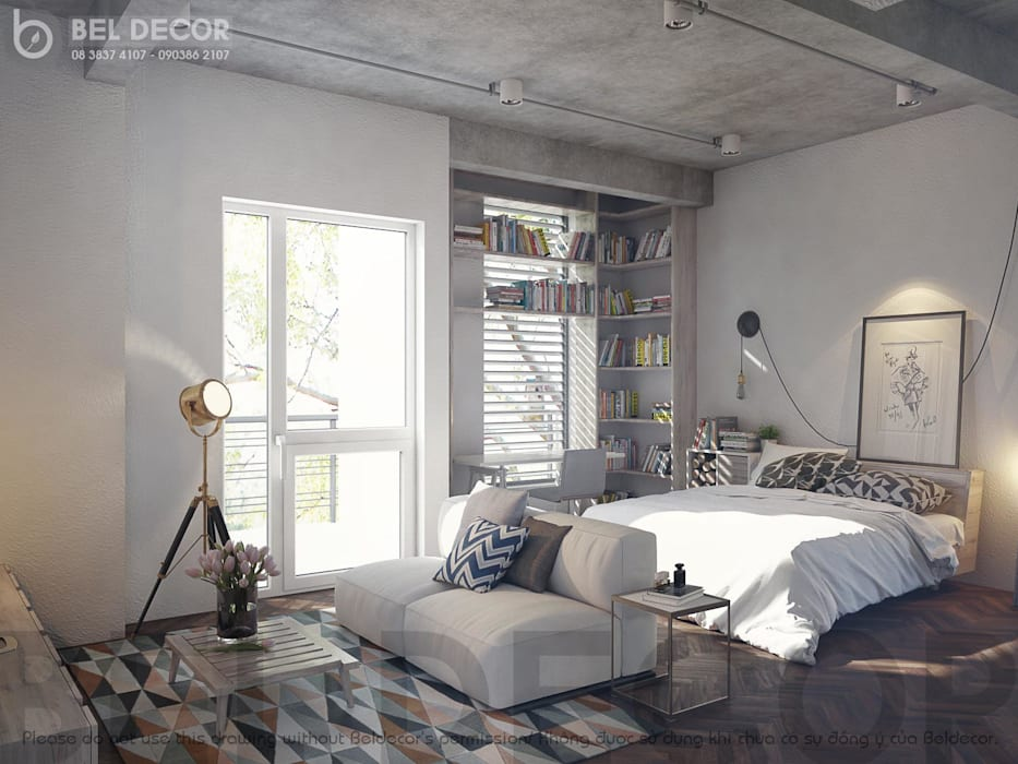 Bedroom 1:   by Bel Decor,