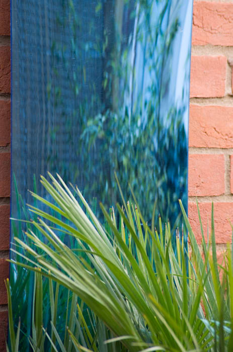 Mirrored Perspex:  Garden by Earth Designs
