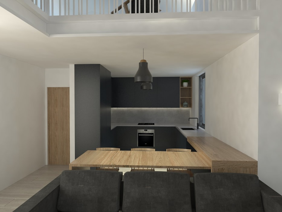 Dining room by Grupo Norma
