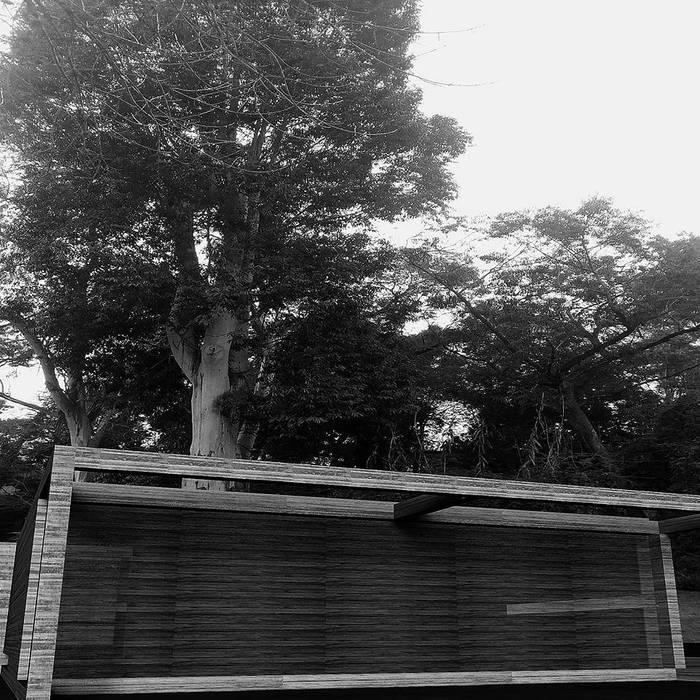 Дома на одну семью в . Автор – 253 ARQUITECTURA, Минимализм