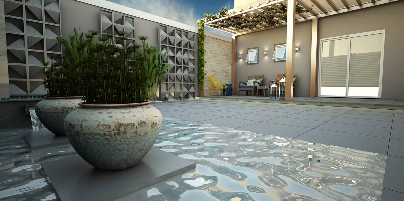 by Treez Arquitetura+Engenharia Tropical Slate