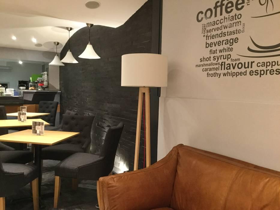 Coffee Bar:  Hotels by KD DESIGNS LTD