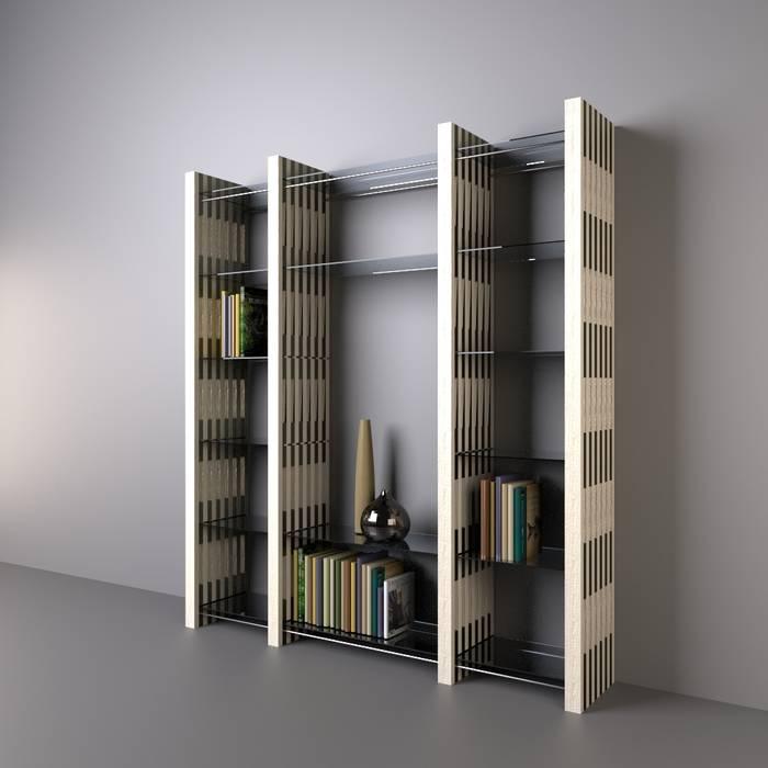 modern  by Architekturbüro Michael Bidner, Modern Wood Wood effect
