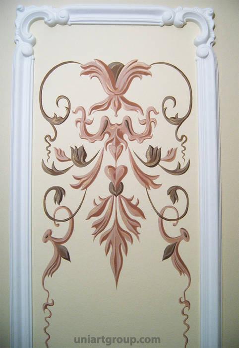 Орнамент в классическом стиле.: Коридор и прихожая в . Автор – Art Universal Group