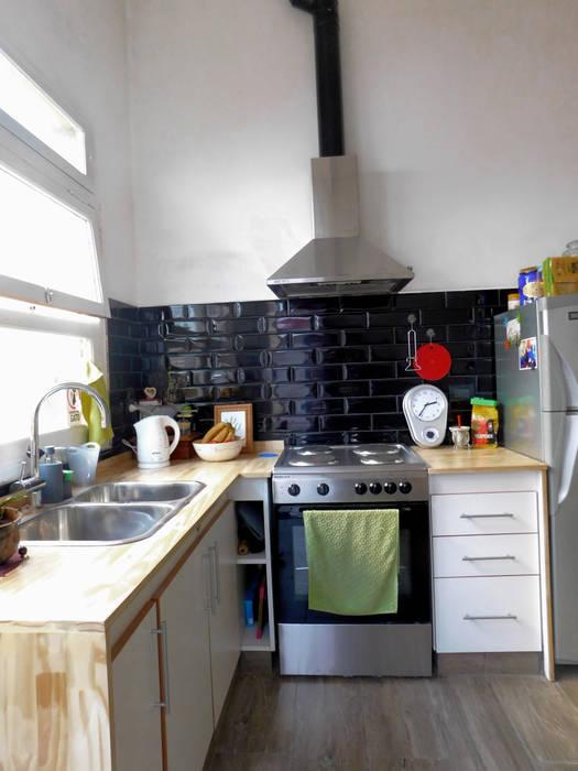 Kitchen by Dsg Arquitectura , Modern Ceramic