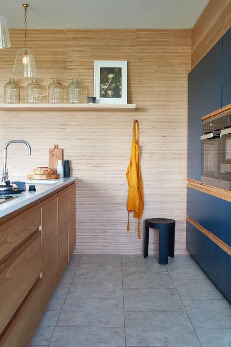 Portobello : modern Kitchen by NAKED Kitchens