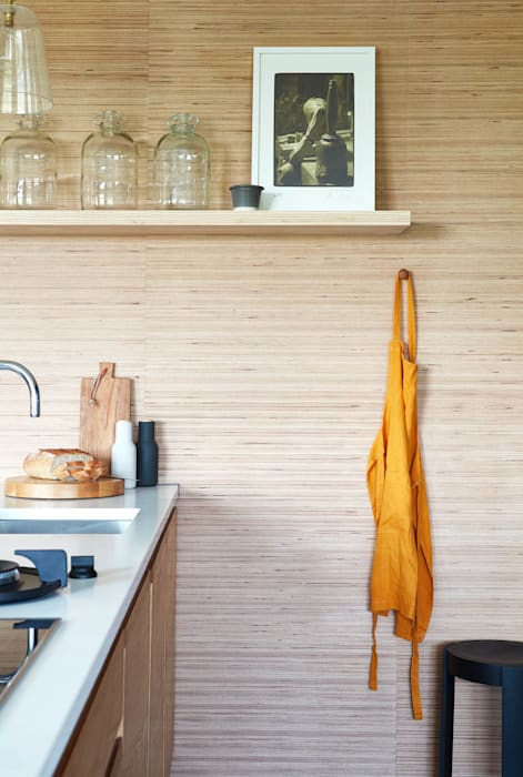 Portobello : modern Kitchen by NAKED Kitchens