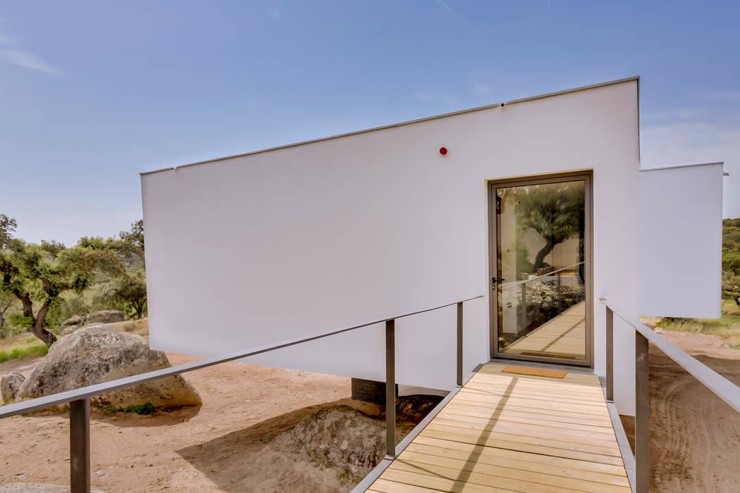 Maisons de campagne de style  par Ivo Santos Multimédia, Rural