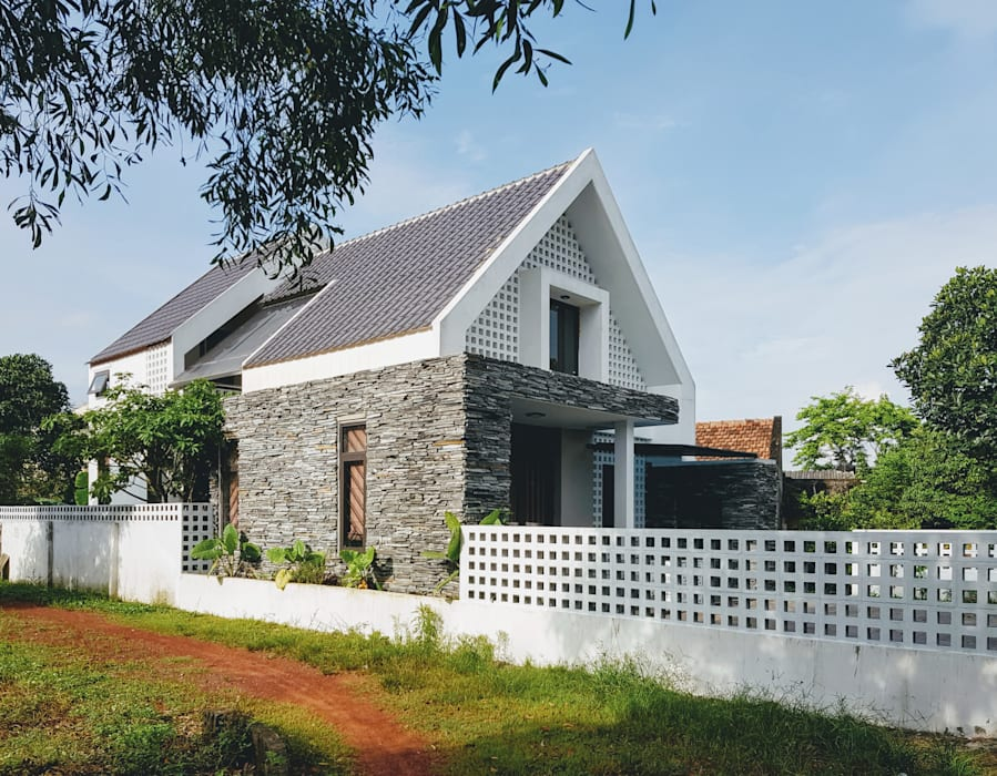 Detached home by RÂU ARCH, Minimalist