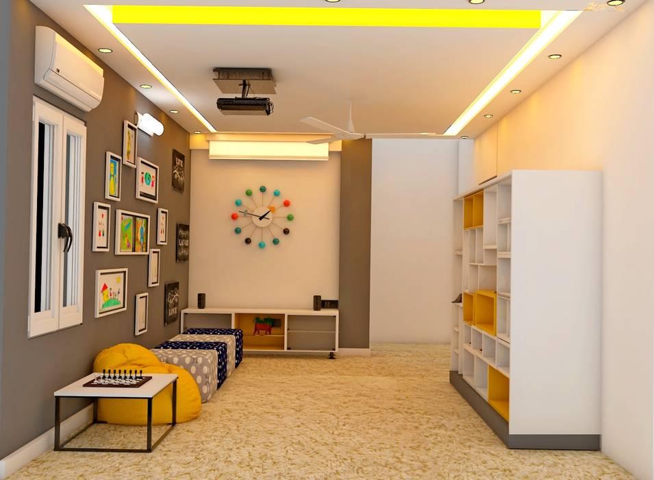 JR Greenwich Villas, Sarjapur Road - Ms. Natasha:  Electronics by DECOR DREAMS