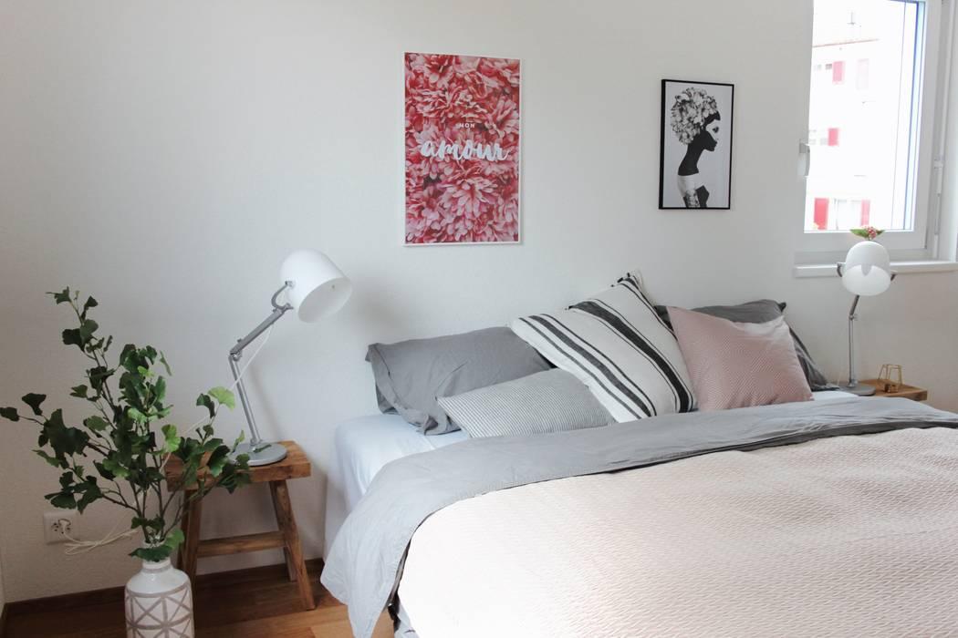 Schlafzimmer: skandinavische schlafzimmer von home staging nordisch ...