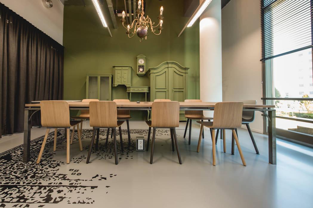 Het Nieuwe Kantoor : Het nieuwe kantoor den haag kantoorgebouwen door you surround you