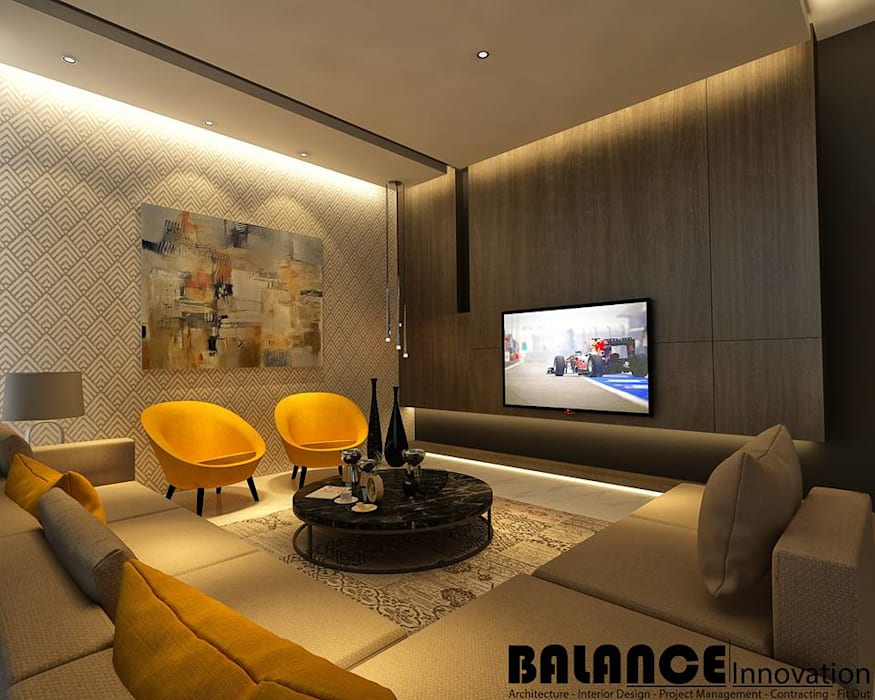 Family Room Balance Innovation
