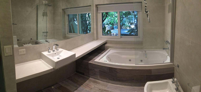 Baño Principal. : Baños de estilo  por NG Estudio