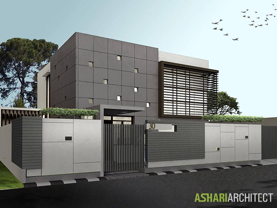 Palembang House Rumah Modern Oleh Ashari Architect Modern