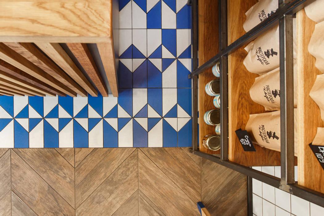 Gastronomy by IK-architects,