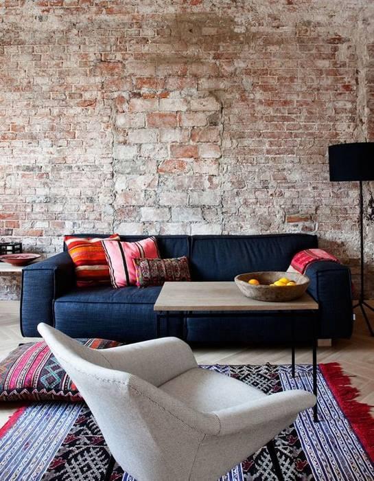 Inspiración para Living : Livings de estilo  por Vero Capotosto