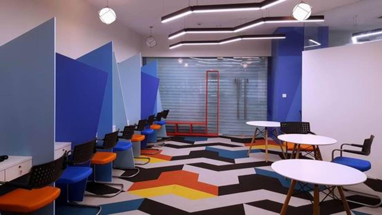 Library Modern schools by Studio - Architect Rajesh Patel Consultants P. Ltd Modern