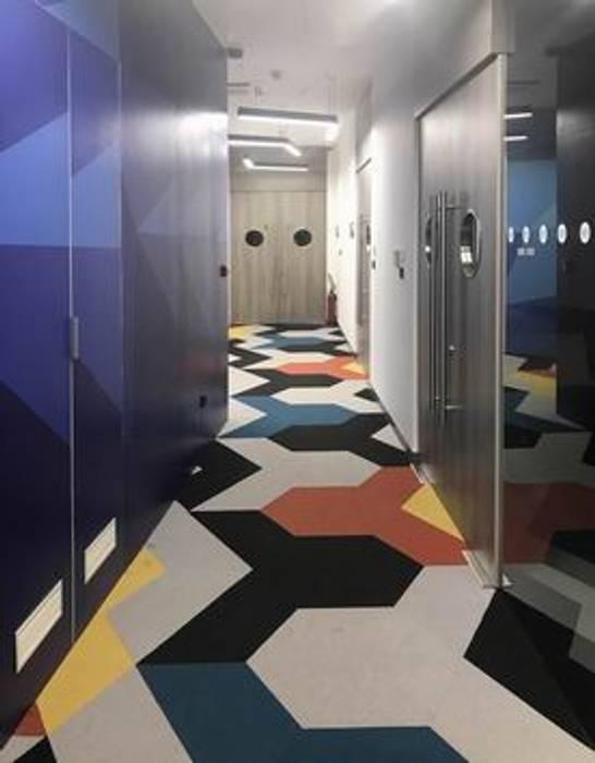 Passage Modern schools by Studio - Architect Rajesh Patel Consultants P. Ltd Modern