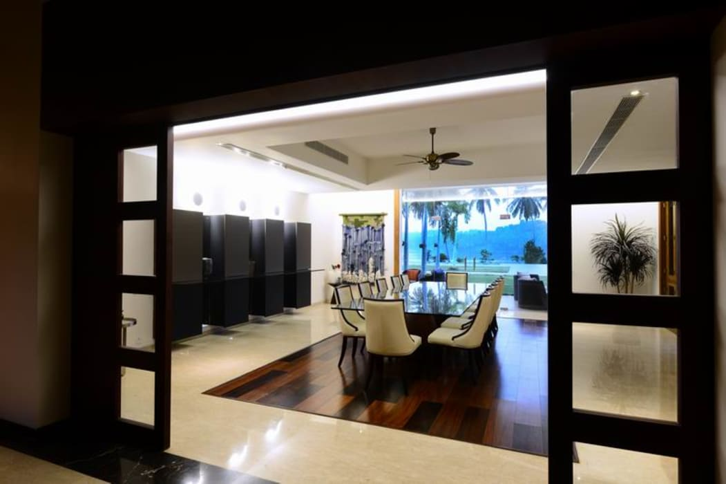 Ashraf Bungalow Studio - Architect Rajesh Patel Consultants P. Ltd