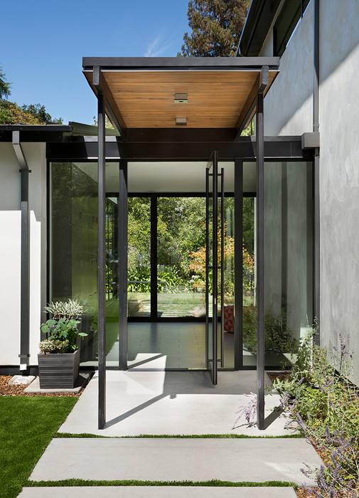 Puertas modernas de Feldman Architecture Moderno