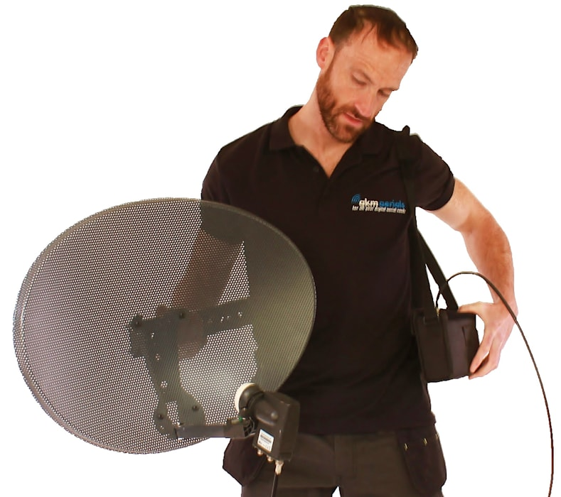 Satellite installations Tetbury:  Electronics by Tetbury Aerials